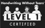 handwriting without tears level1 certified